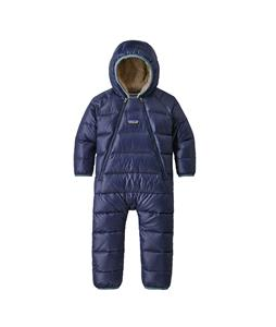 Patagonia Infant Hi-Loft Down Sweater Bunting One-Piece