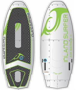 Inland Surfer Chrome Air Series 134 Wakesurfer