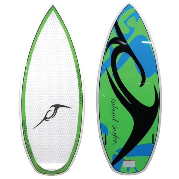Inland Surfer Mucus Wakesurfer 4Ft 11In U.S.A. & Canada