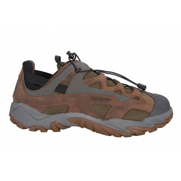 Irish Setter Wavecrest Water Shoes Brown U.S.A. & Canada
