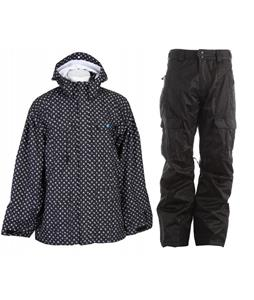 Special Blend Circa Jacket w/ Gravity Bennie Insulated Pants
