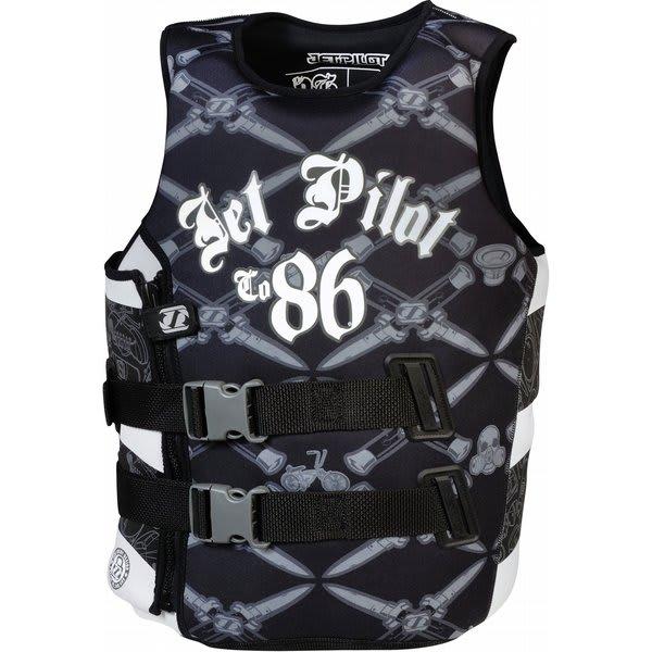 Jet Pilot Og S / E Wakeboard Vest Black U.S.A. & Canada