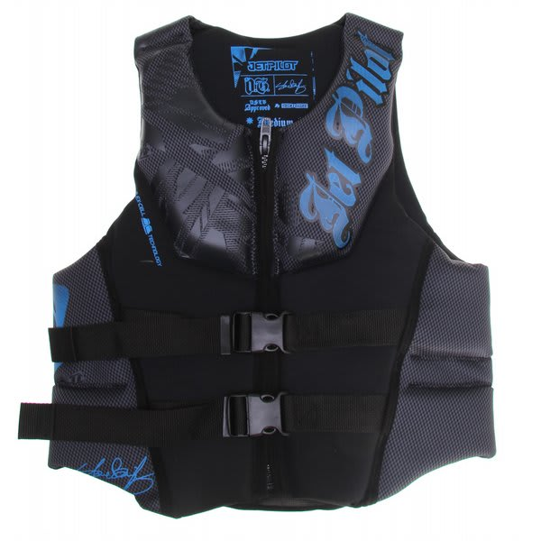 Jet Pilot Og Neo Wakeboard Vest Black U.S.A. & Canada