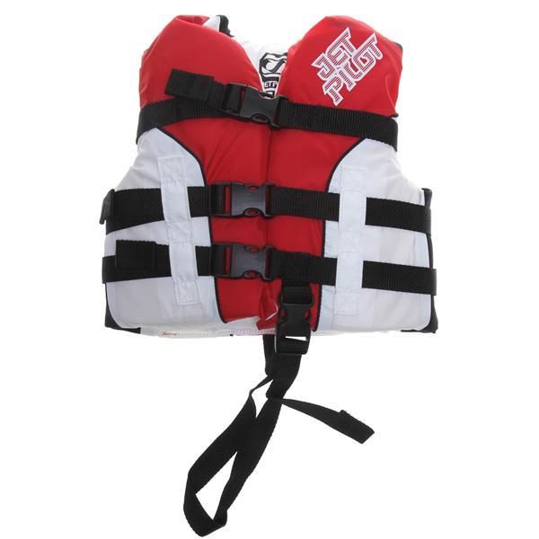 Jet Pilot Pistol Wakeboard Vest Red Child U.S.A. & Canada