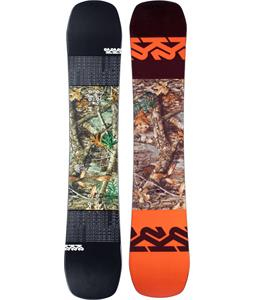 K2 Afterblack Wide Snowboard