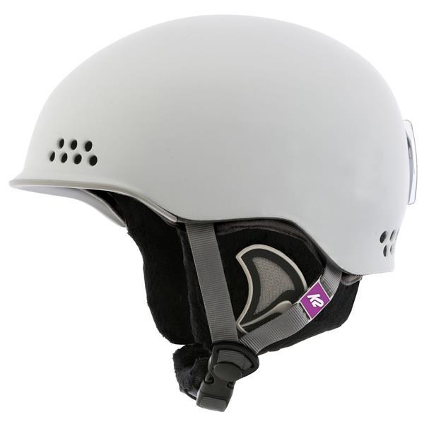 2 Ally Ski Helmet White U.S.A. & Canada