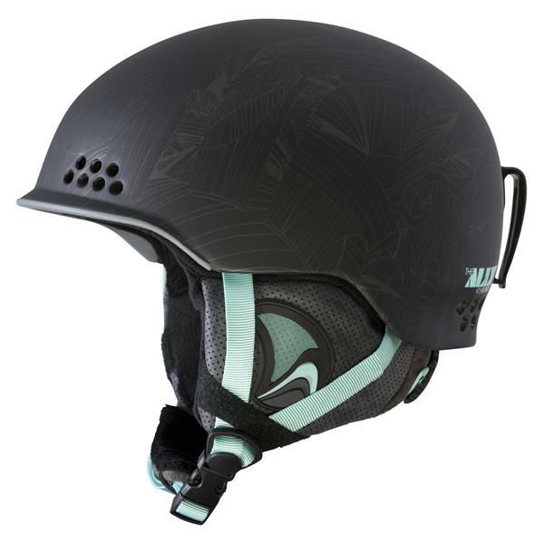 2 Ally Pro Ski Helmet Black U.S.A. & Canada