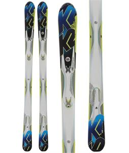 K2 A.M.P. Aftershock Skis