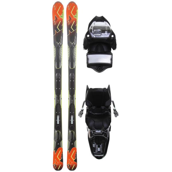 K2 A.M.P. Impact Skis W/ Marker M3 11.0 Bindings