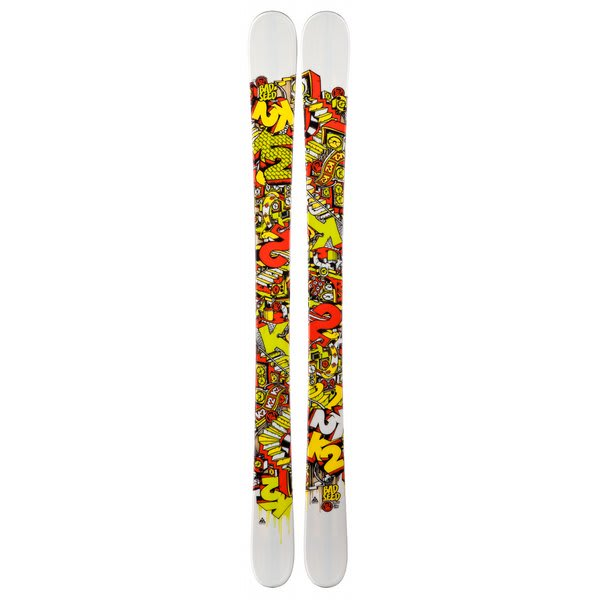 2 Bad Seed Skis W / Marker Fastrak2 7 0 Bindings U.S.A. & Canada
