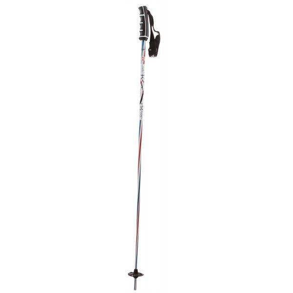 2 Barber Ski Poles Color 1 U.S.A. & Canada