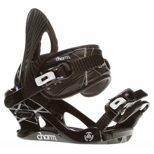 2 Charm Snowboard Bindings U.S.A. & Canada