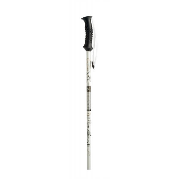 2 Chicstyle Ski Poles ygon White U.S.A. & Canada