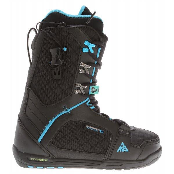 2 Curfew Snowboard Boots U.S.A. & Canada