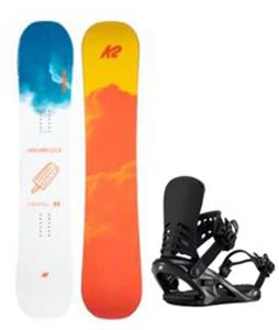 K2 Dreamsicle Snowboard w/ Bedford Bindings