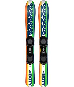 K2 Fatty Skis