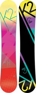 K2 GB Pop Snowboard