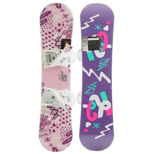 2 Grom Snowboard 110 W / Bindings / Boots U.S.A. & Canada