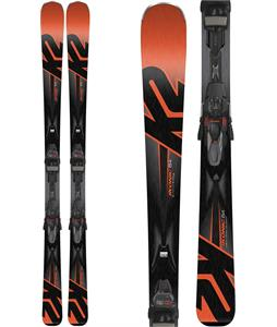 K2 Ikonic 84 Skis w/ Marker M3 12 TCX Quikclik Light Bindings