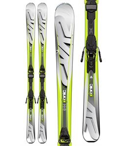 K2 Konic 78 TI Skis w/ Marker M3 10 Bindings
