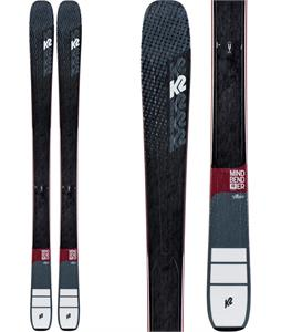 K2 Mindbender 88 Ti Alliance Skis
