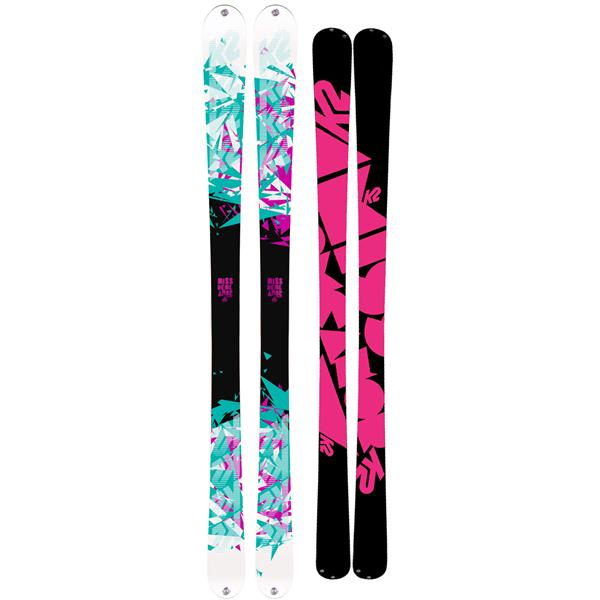 2 Missdemeanor Skis U.S.A. & Canada