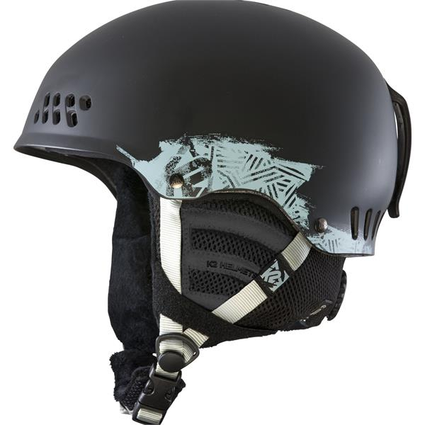 2 Phase Pro Ski Helmet Black U.S.A. & Canada