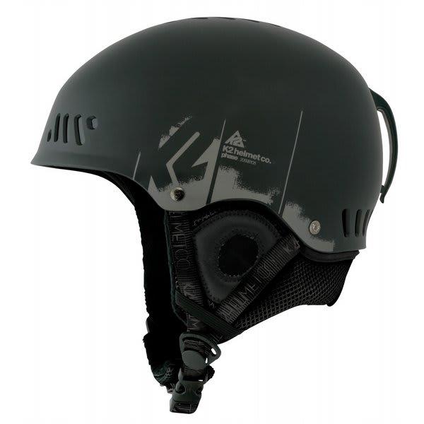 2 Phase Ski Helmet Black U.S.A. & Canada