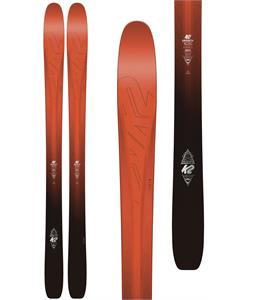 K2 Pinnacle 105 Skis