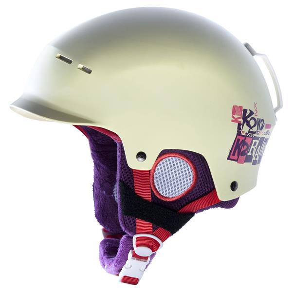 2 Rant Pro Ski Helmet Light Banana U.S.A. & Canada