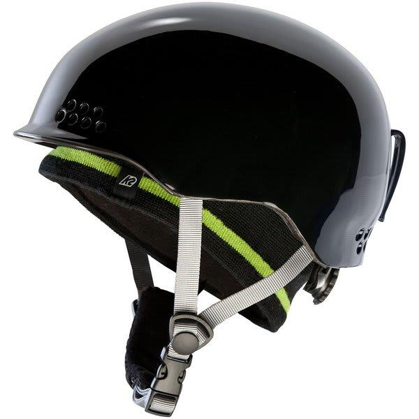 2 Rival Bc Ski Helmet Black U.S.A. & Canada