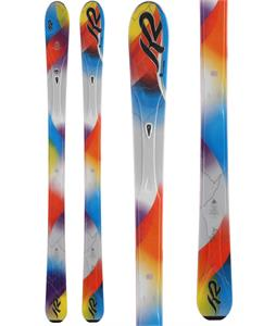 K2 Superstitious Skis