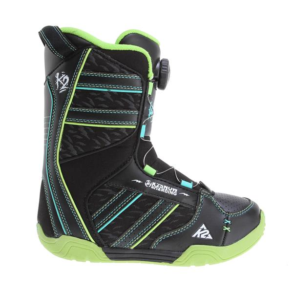 2 Vandal Snowboard Boots U.S.A. & Canada