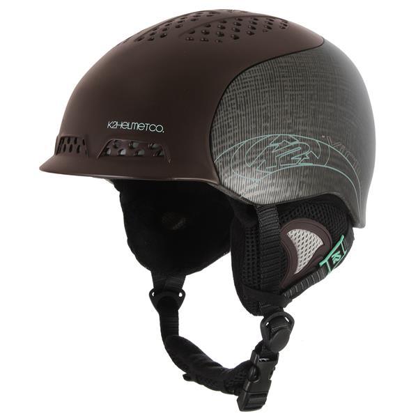 2 Virtue Ski Helmet Eggplant U.S.A. & Canada