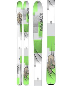 K2 Wayback 96 Skis