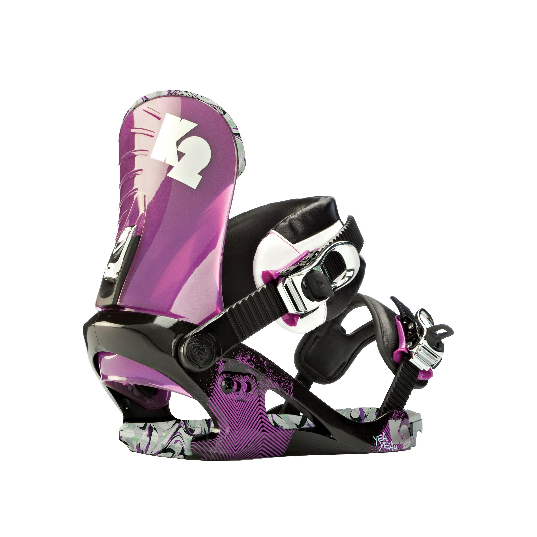K2 Yea Yeah Snowboard Bindings