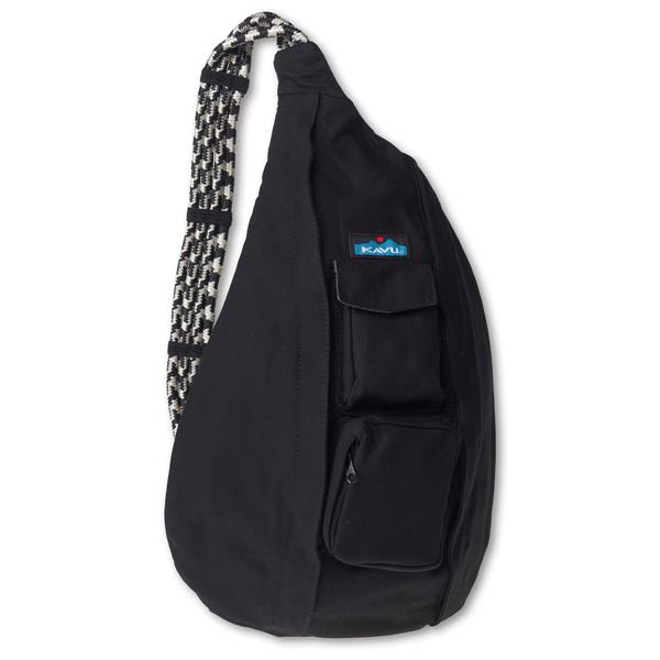 avu Rope Bag Black U.S.A. & Canada