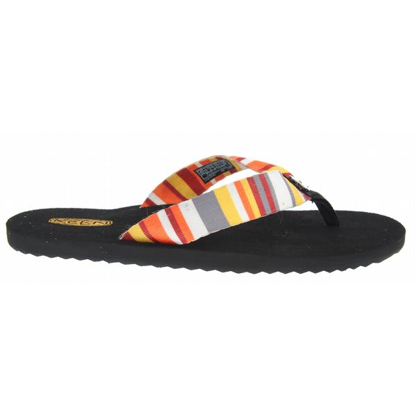 een Cabo Flip Sandals Raya Red U.S.A. & Canada