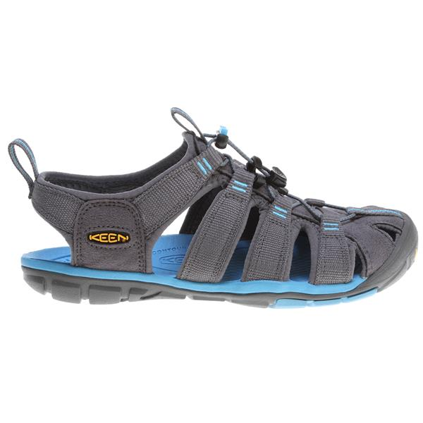 een Clearwater Cnx Sandals Gargoyle / Norse Blue U.S.A. & Canada