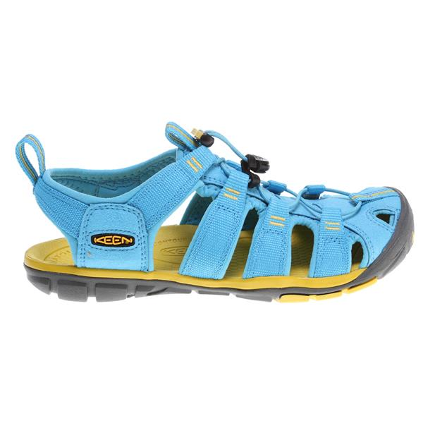 een Clearwater Cnx Sandals Norse Blue / Super Lemon U.S.A. & Canada