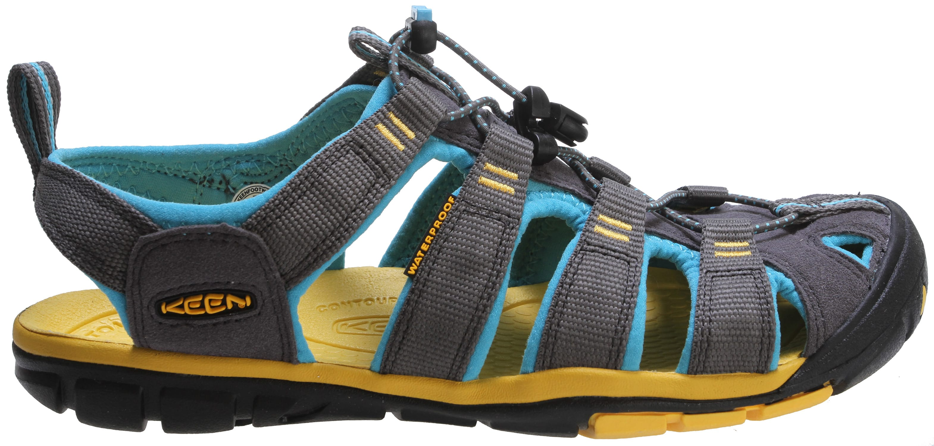 4b6f1d36fa2944 Keen Clearwater CNX Sandals - thumbnail 1
