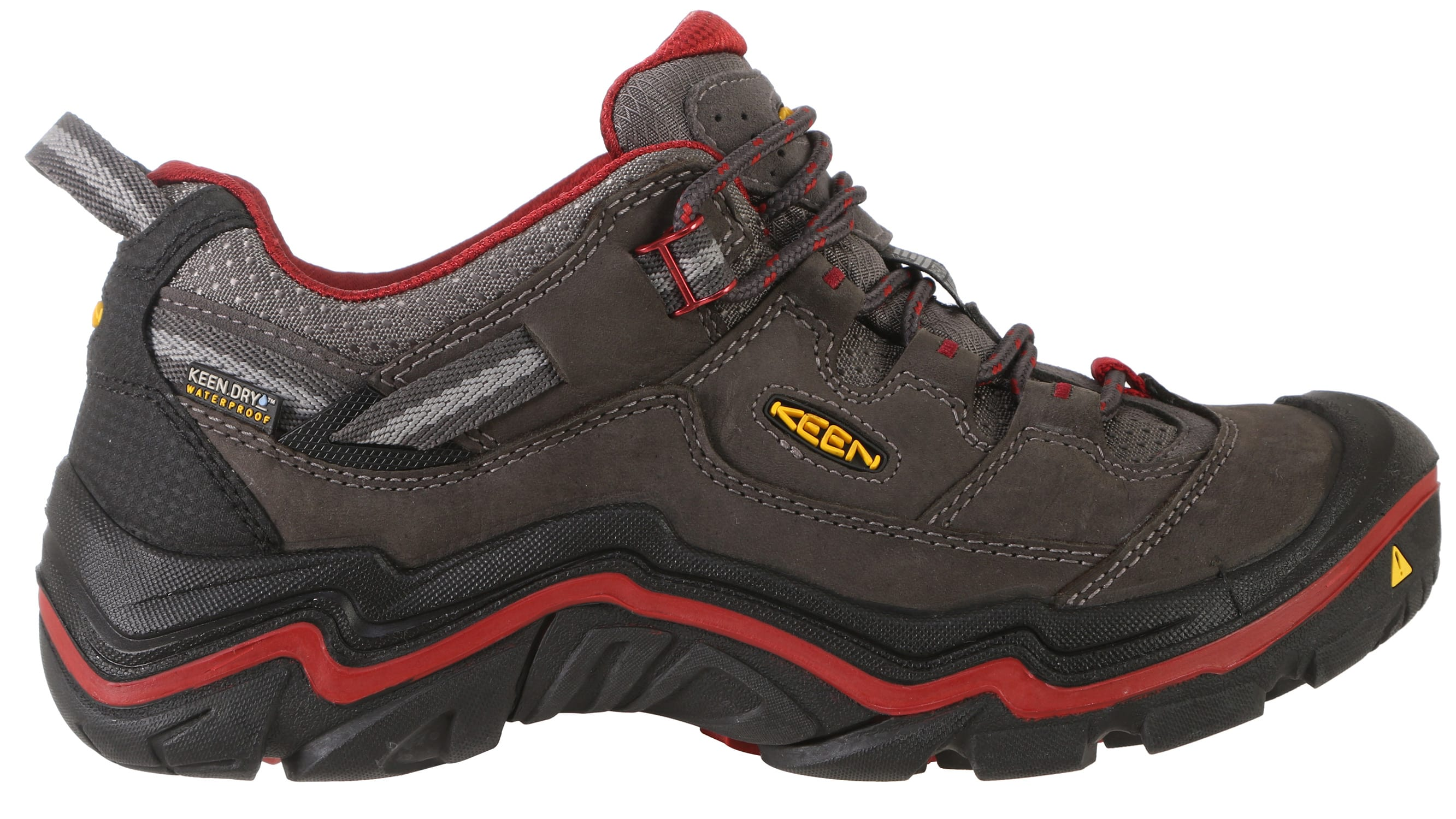 760c042bf12 Keen Durand Low WP Hiking Shoes - Womens