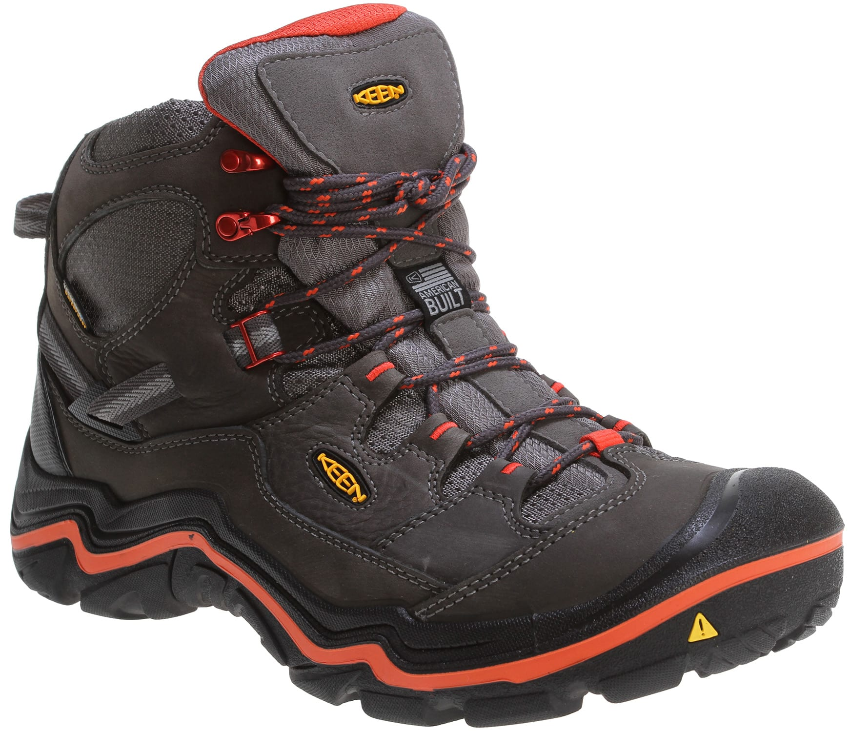 On Sale Keen Durand Mid Wp Hiking Boots Up To 55 Off