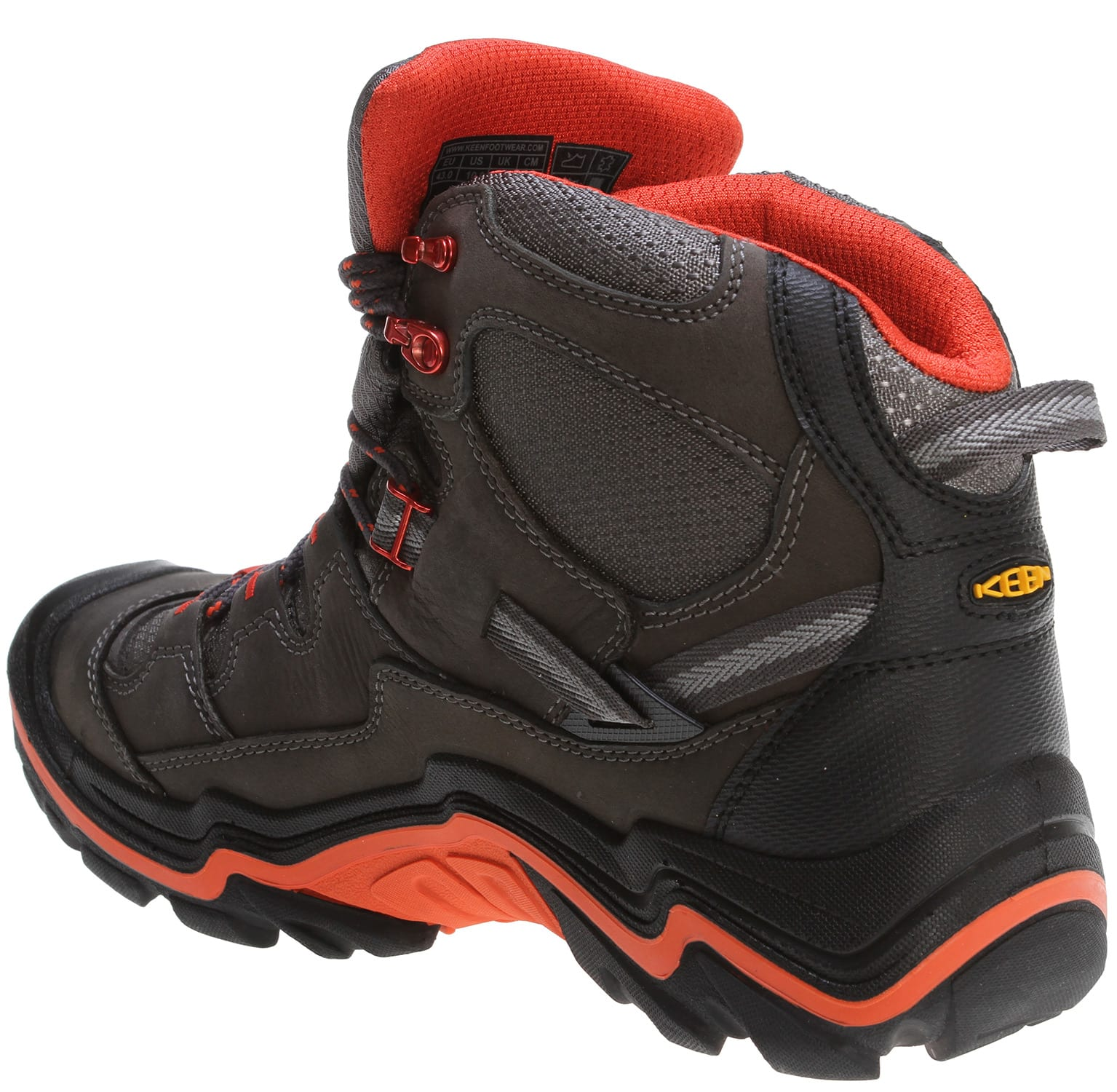 a8bfd2c9d8 Keen Durand Mid WP Hiking Boots - thumbnail 3
