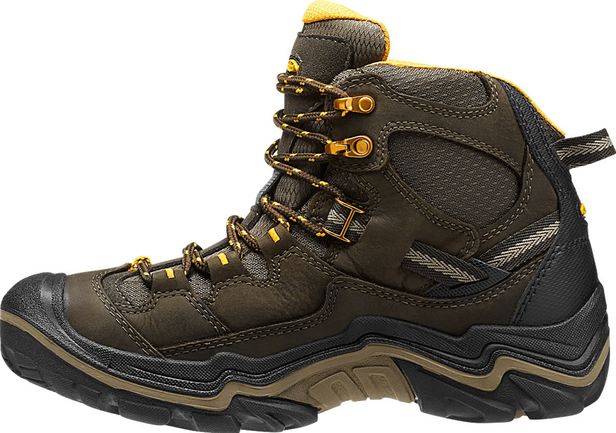 On Sale Keen Durand Mid Wp Hiking Boots Womens Up To 45 Off