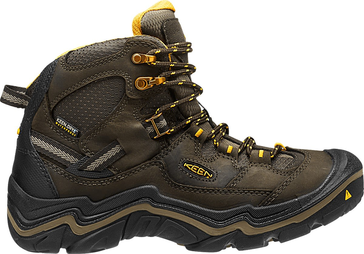 Keen Durand Mid Wp Hiking Boots Womens
