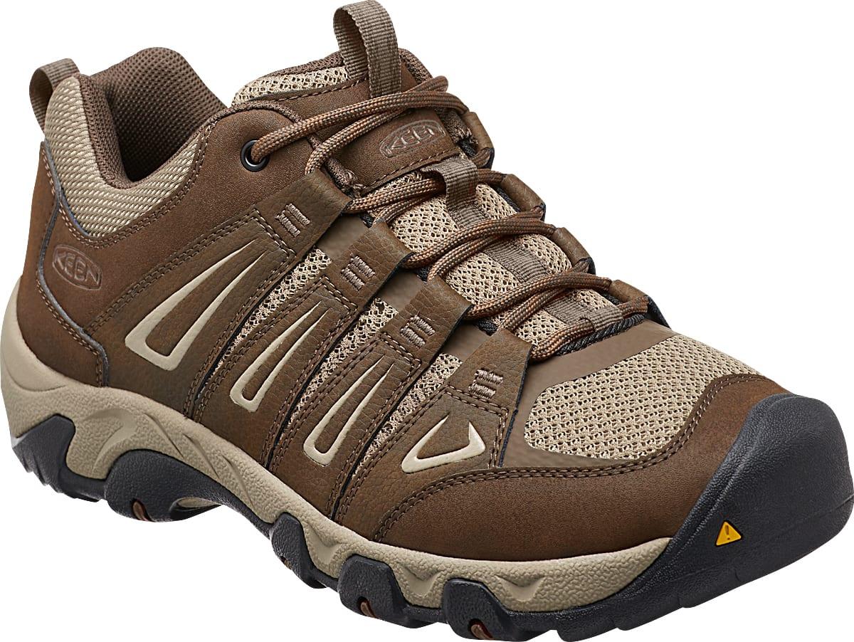 Keen Mens Oakridge Hiking Shoes