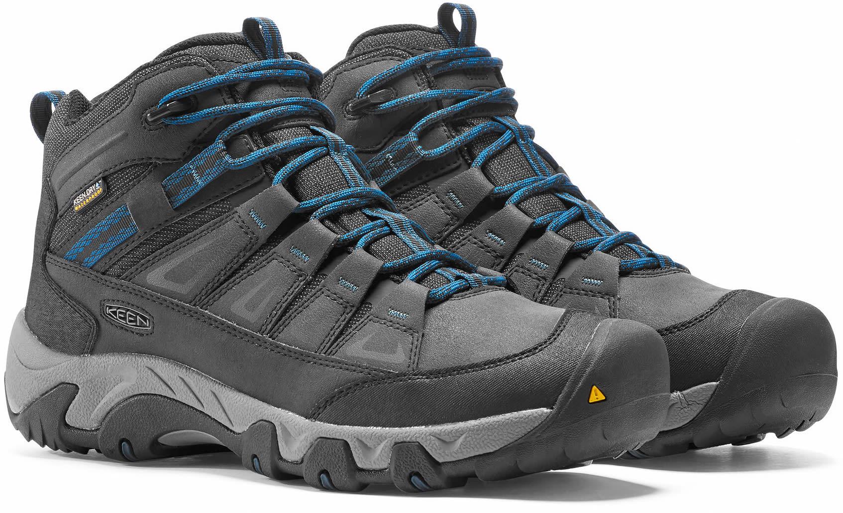 8d06cab8adb Keen Oakridge Mid Polar WP Hiking Boots