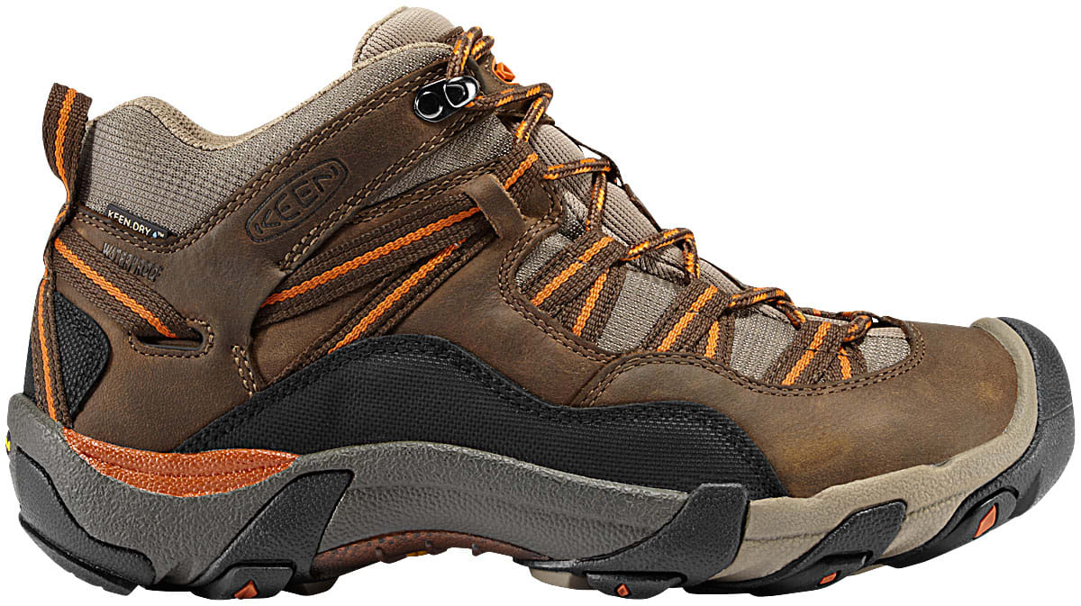 Keen Red Rock Mid Wp Hiking Shoes