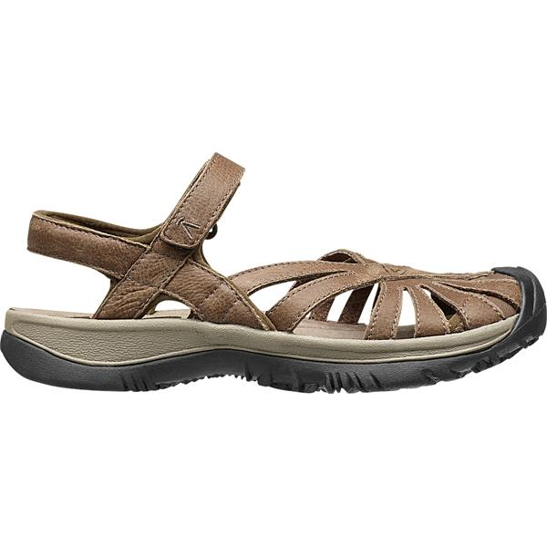 Keen Rose Leather Sandals - Womens